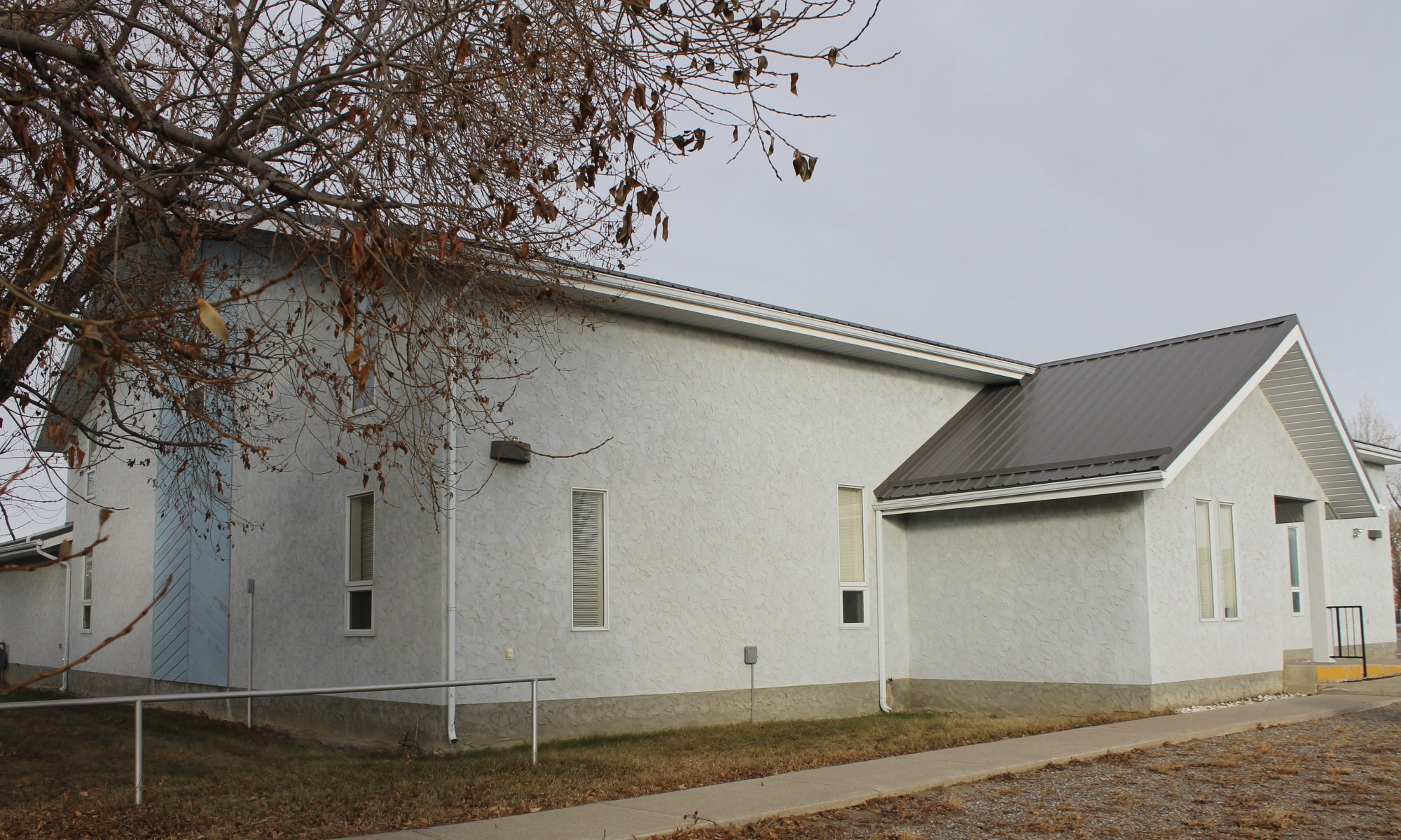 Nanton Baptist Church